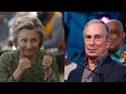Social Liberal, Fiscally Conservative Bloomberg Will Endorse Clinton