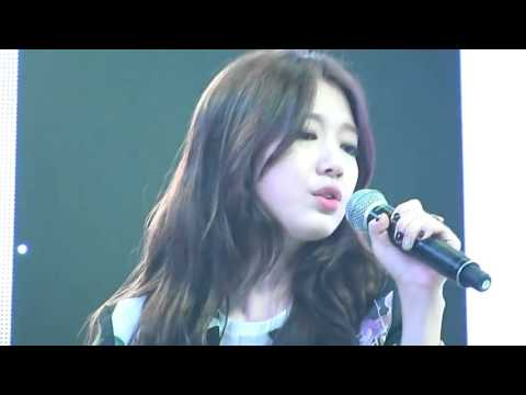 Park Shin Hye sings  Lovely Day    Story of Angel in Beijing