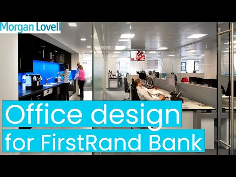 Office Design for FirstRand Bank