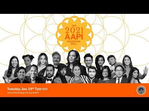 AAPI Inaugural Ball: Breaking Barriers