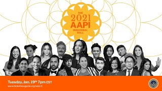 AAPI Inaugural Ball: Breaking Barriers