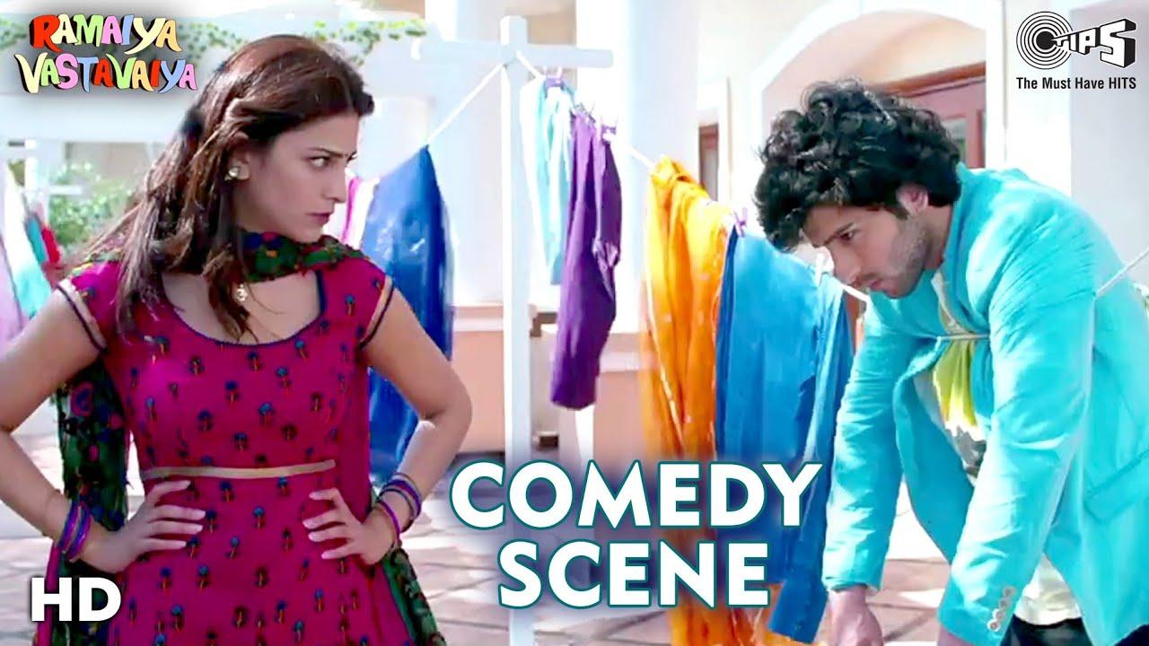 Download Australian Bandar Comedy Scene | Girish Kumar & Shruti Haasan | Ramaiya Vastavaiya | Tips Films