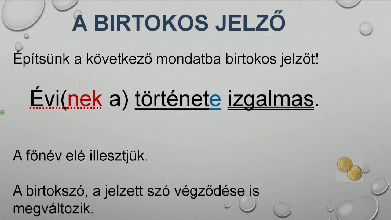 népszerű jelzők)