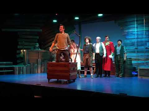 Dress Rehearsal Footage from PETER & THE STARCATCHER