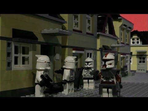 Clone Revelation Pt 4 (Lego Star Wars)