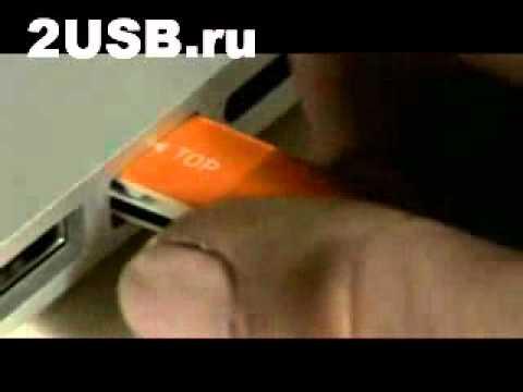 2USB.ru - Verbatim Clip-it Flash Drives - флешка-прищепка