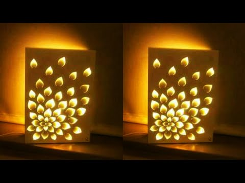 DIY PAPER LANTERN|DIWALI AKASH KANDIL|BEST HOME DECOR FOR DIWALI|WITH LANTERN FOR DIWALI&CHRISTMAS