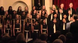 piano man huguenot high school choir goodnow concert 2015