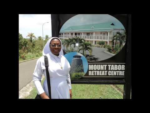 TOUR WITH JESUS AND MARY TO  MOUNT TABOR RETREAT CENTER  ANTIGUA