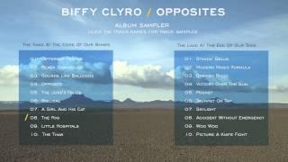 Biffy Clyro - Opposites Album Sampler