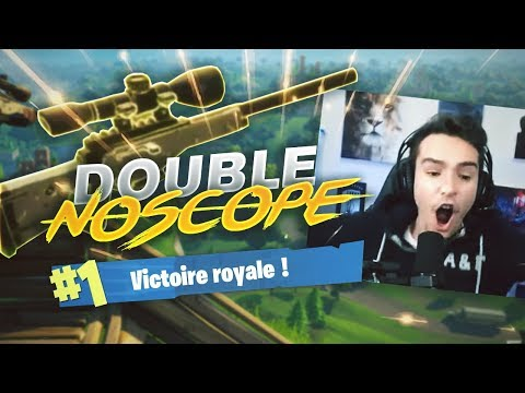 INCROYABLE TOP 1 DOUBLE NOSCOPE !
