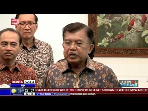 Tanggapan Jusuf Kalla Terkait Insiden KKR Di Sabuga Bandung
