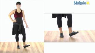 How to Do Bombershays in Tap Dance