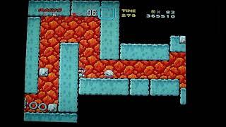 Super Mario World Boss 4: Ludwig Von Koopa (partie 1)