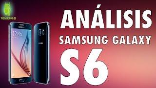 Análisis Samsung Galaxy S6 - Bateria y rendimiento - Parte 1