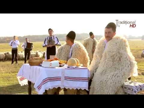 pastori cantare per le pecore sulla montagna