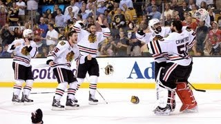 Chicago Blackhawks - 2013 Stanley Cup Champions (Part 2/2)