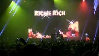 Die Antwoord Rich Bitch Live SONAR Barcelona 2012
