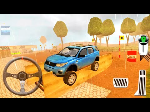 Driving In Rainy Weather - 4x4 Off-Road Dirt Sim #2 - Android Gameplay