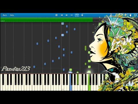 [Synthesia] DJ Okawari - Luv Letter