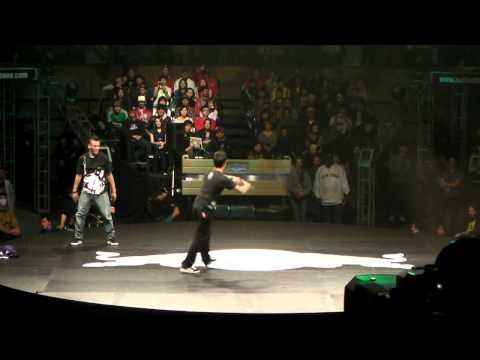 Red Bull 2010 Semifinal Lil G Vs Neguin [HD]