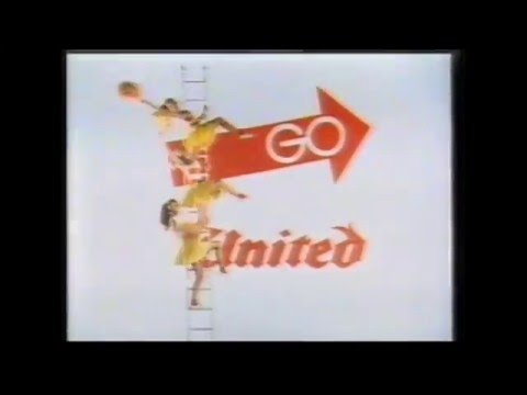 Old South African TV advert from United