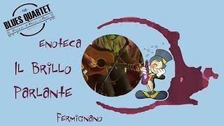 Blues Quartet Band live - Brillo Parlante Fermignano - Folsom Prison Blues  (Johnny Cash )
