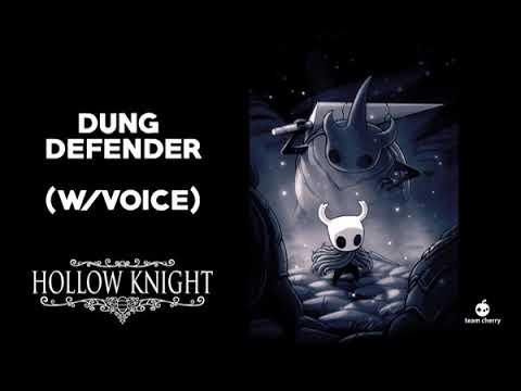 Hollow Knight - Dung Defender (with Voice)