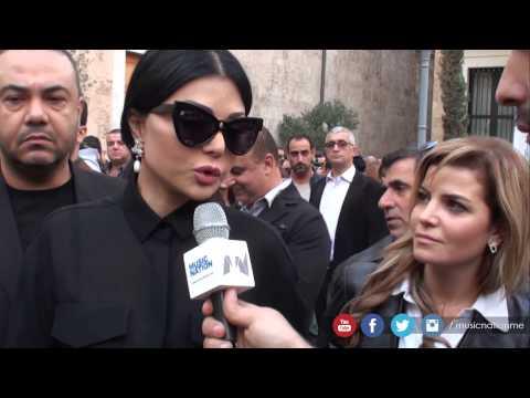 هيفاء وهبي | في وداع الأسطورة صباح | Haifa