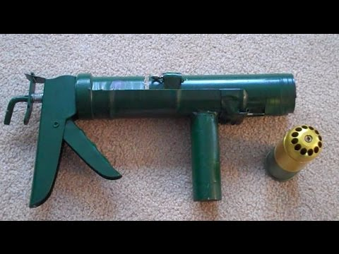 Homemade Airsoft Grenade Launcher : for Sale $60