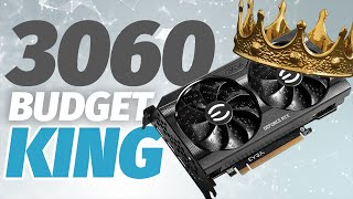 Welcome the new Budget GPU King.. if you get it at MSRP! The RTX 3060 Review and Benchmarks