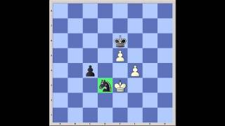 Chess Basics 1.7 How the King Moves and Captures