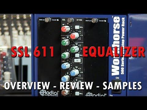 SSL 611 Equalizer