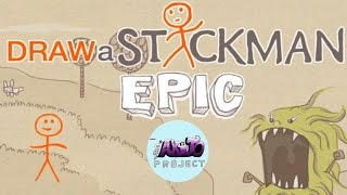 Не совсем обзор - Draw a Stickman Epic( Draw a Stickman Epic обзор, обзор Draw a Stickman Epic)