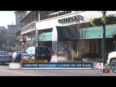Houston's on Country Club Plaza closing in March