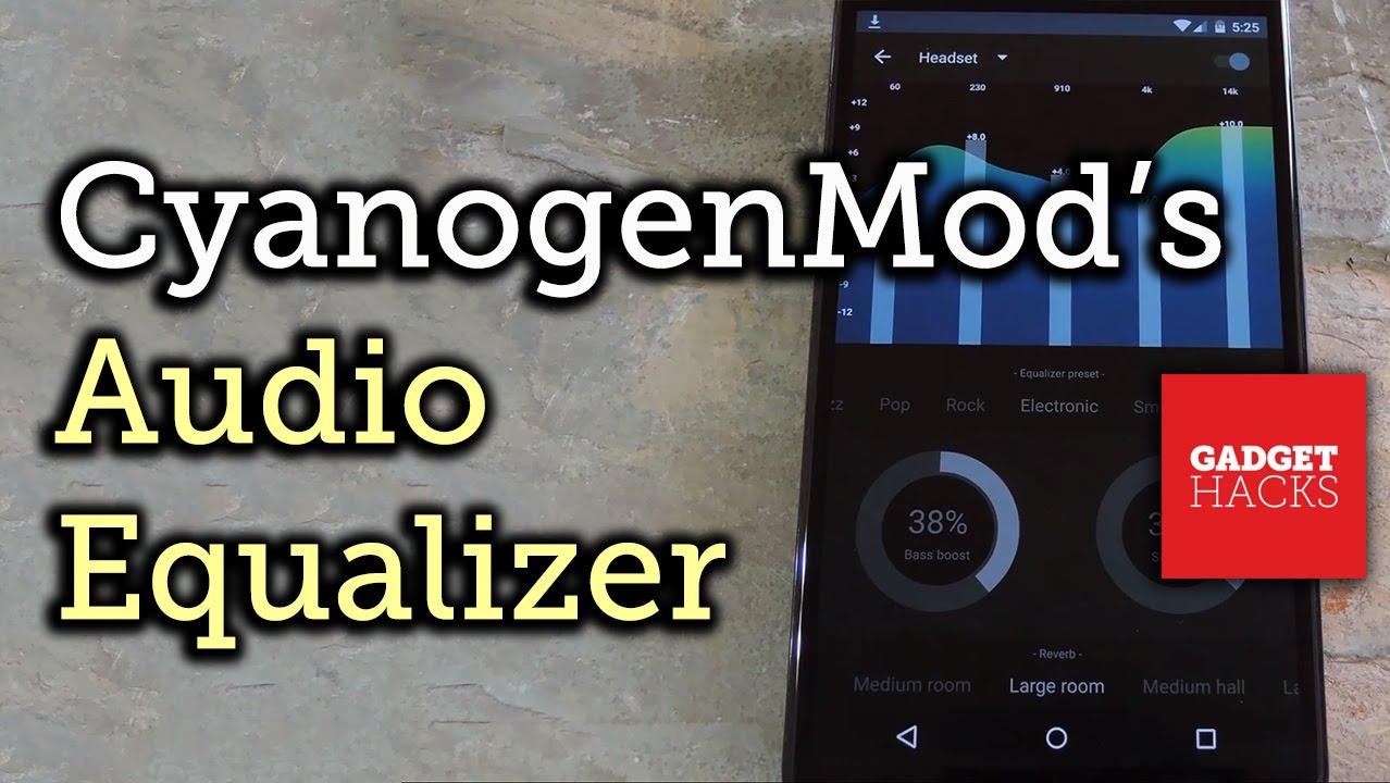How to Get CyanogenMod's Audio Mixer on Your Nexus 6 « Nexus