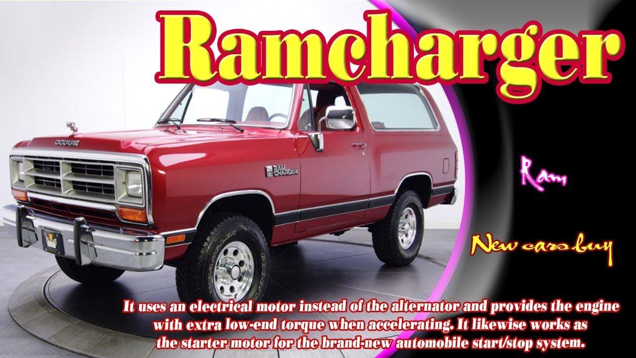 2020 ram ramcharger new ram ramcharger 2020 2020 ram ramcharger rh youtube com