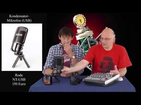 Technik Ranch 121: Retro-Spiele, Aufnahmetechnik, Powerbanks