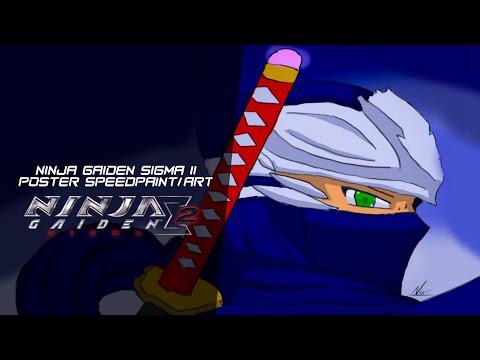 Download Ninja Gaiden Sigma 2 Poster Speedart