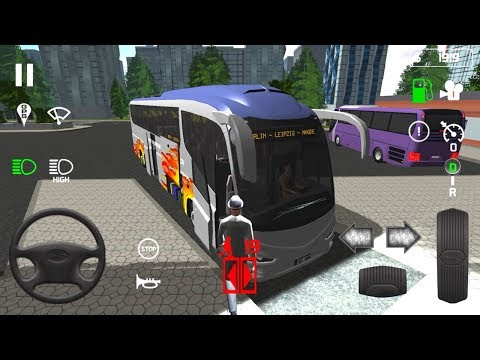 Public Transport Simulator - Coach #5 | Bus - Star i8 | Gameplay Android Ios