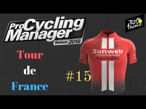 PRO CYCLING MANAGER 2019: TOUR DE FRANCE #15  