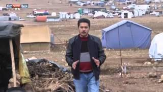 أهالي سنجار يعانون بالمخيمات بعد تحرير بلدتهم