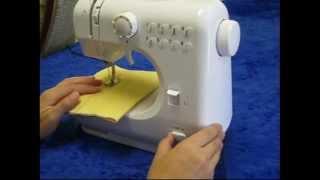 Многофункциональная швейная машина Michley LSS FHSM 505 с оверлоком(http://sameto.com.ua/ Данный товар можно приобрести на нашем сайте, нажав на ссылку., 2013-08-15T10:02:40.000Z)