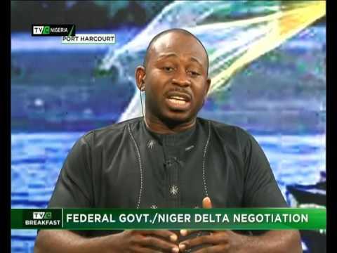 Federal Government/Niger Delta Negotiation