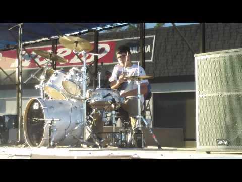 Mateo Cardon At Thunderdrums 2013 At Music World Hobbs NM