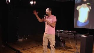 Jerry Banfield's First Stand Up Comedy Live for Steemfest in Lisbon, Portugal!