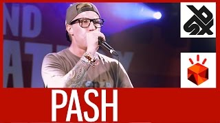 PASH (RUSSIA)  |  Grand Beatbox Battle 2015  |  SHOW Battle Elimination