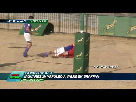 Jaguares XV Goleó, Gustó Y Ganó Ante Valke