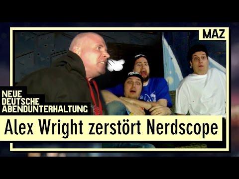 Alex Wright zerstört LeFloid, Frodoapparat und Rob Bubble | Ein Wrestler - drei Opfer