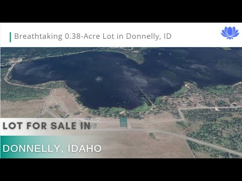 Breathtaking 0.38-Acre Residential Vacant Lot In Donnelly, ID.